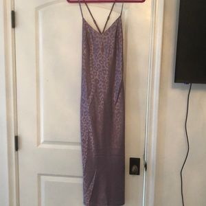 NASTY GAL NWT SLIP DRESS